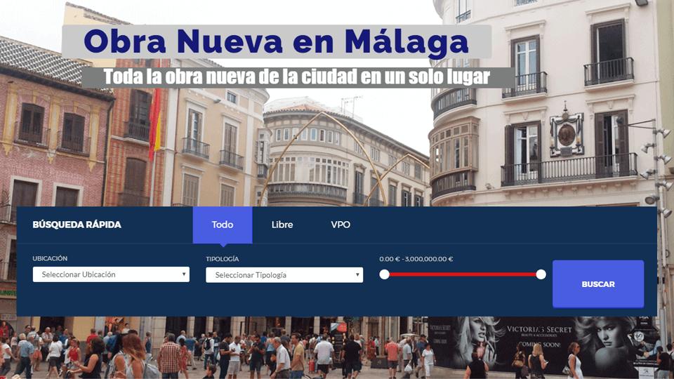 Obra nueva en m laga promociones nueva construcci n en m laga - Obra nueva torremolinos ...