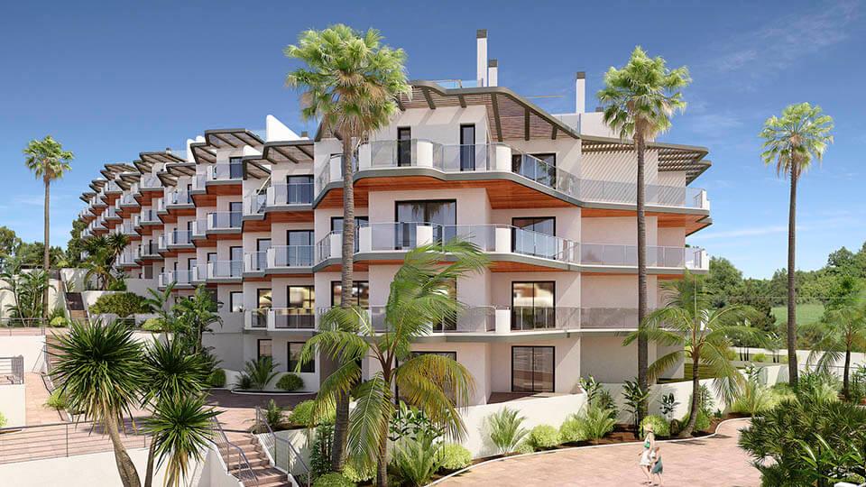 Marinsa Beach - Obra Nueva en Malaga
