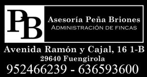pEÑA bRIONES ADMINISTRACION DE FINCAS
