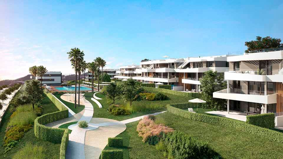 Limonar Homes - obranuevaenmalaga