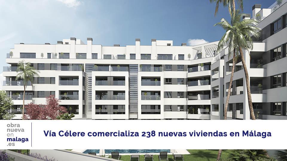 Vía Célere - obra nueva en Málaga
