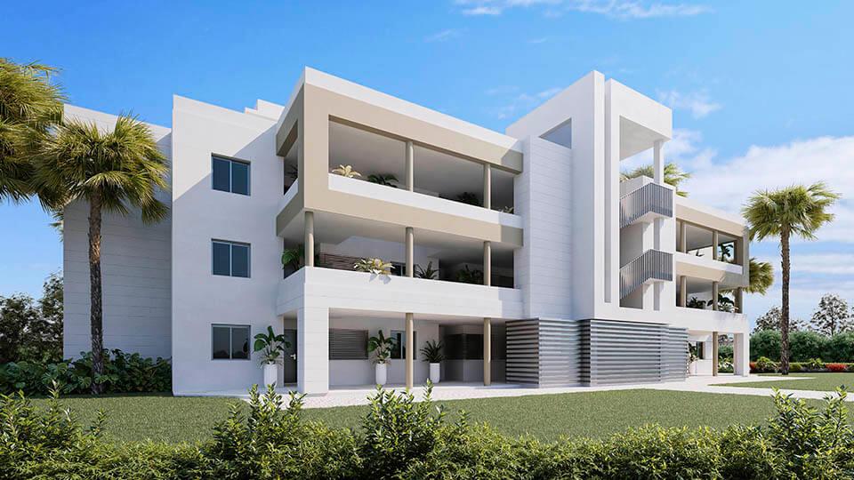Habitat Calanova - obra nueva en Málaga