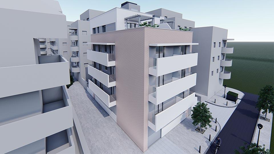 Don Fernando - obra nueva en Málaga