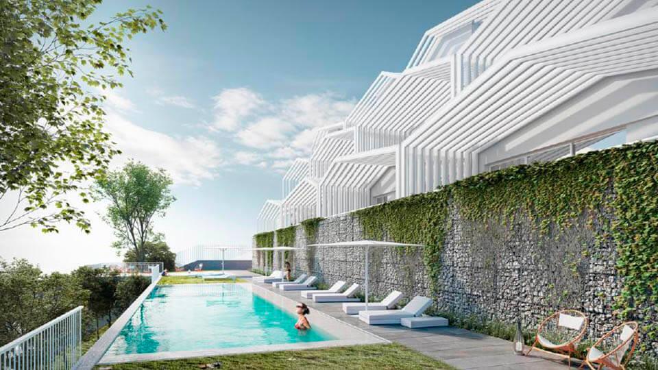 Hexagon - obra nueva en Málaga
