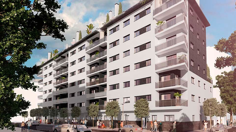GuindoMar Residencial -obra nueva en Málaga