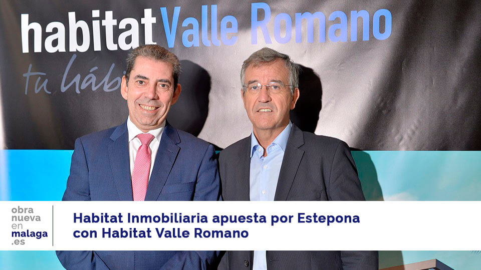 Habitat Valle Romano - obra nueva en Málaga
