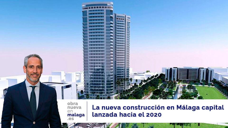 Nueva construcción Málaga - obranuevaenmalaga