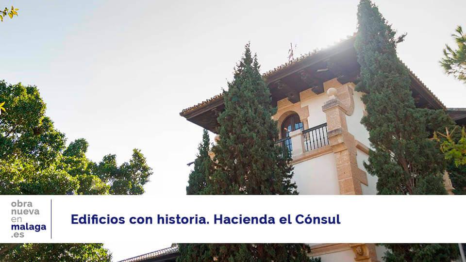 Hacienda el Cónsul - obranuevaenmalaga