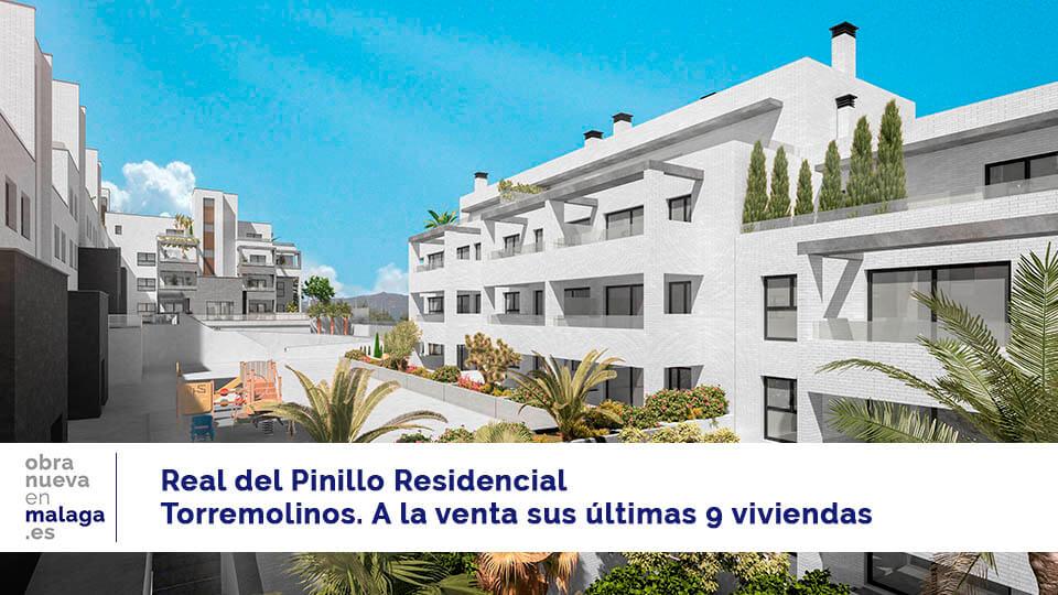 Real del Pinillo Residencial - obranuevaenmalaga