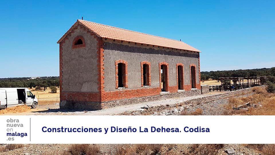 Construcciones y Diseño La Dehesa. Codisa - obranuevaenmalaga