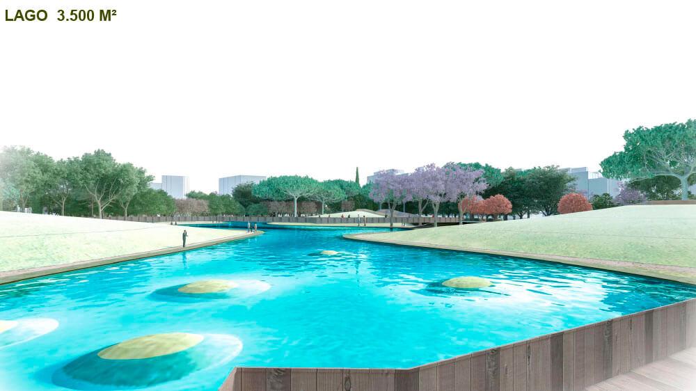 Parque Repsol - obranuevaenmalaga