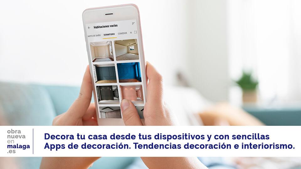Apps de decoracion - obranuevaenmalaga