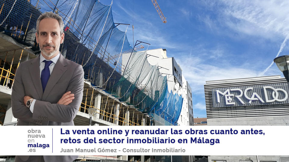 sector inmobiliario en Málaga