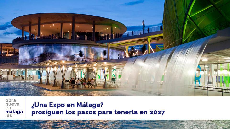 expo 2027 en málaga