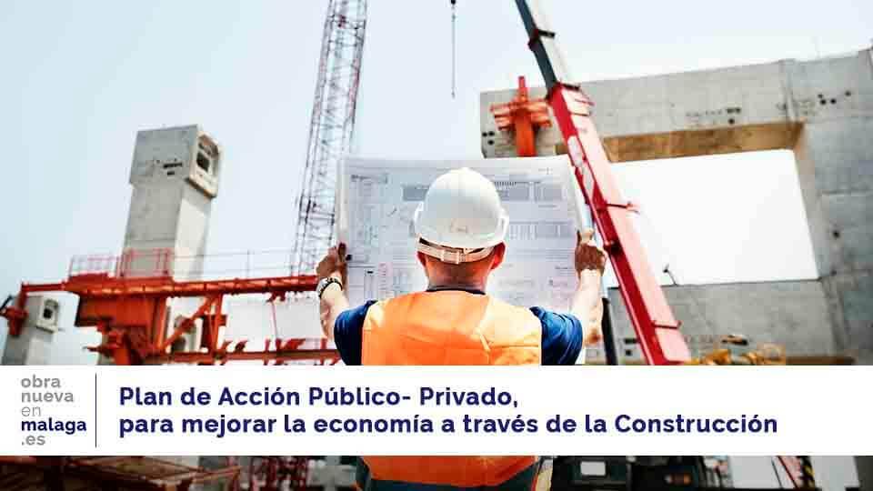 Plan de acción - obra nueva en Málaga