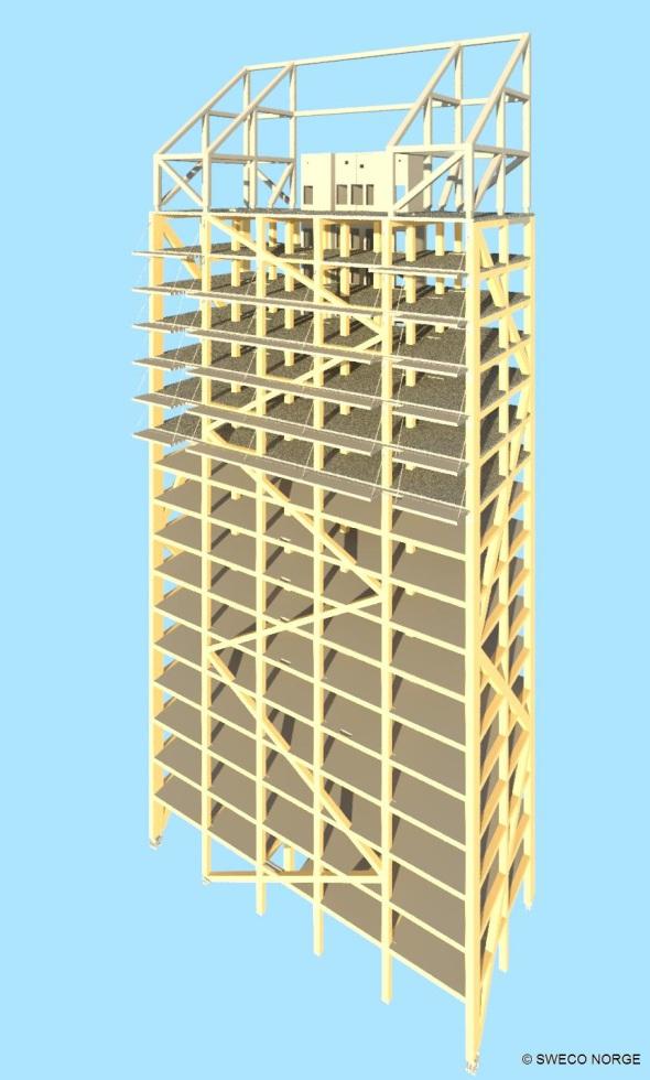 innovar construyendo arquitectura en madera
