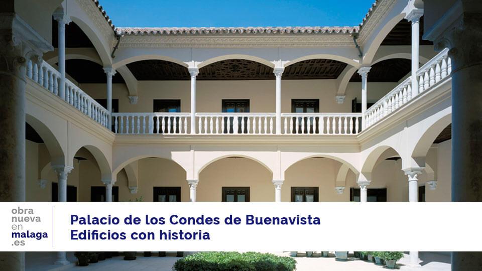 palacio de los condes de buenavista málaga