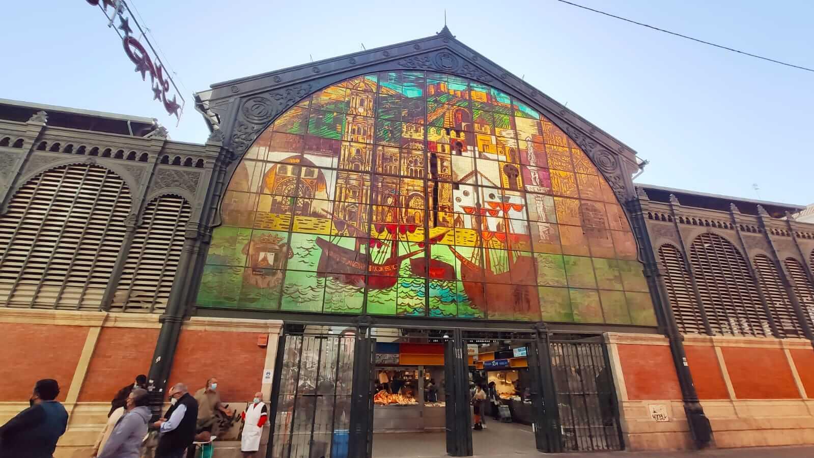 Mercado de Atarazanas - obranuevaenmalaga