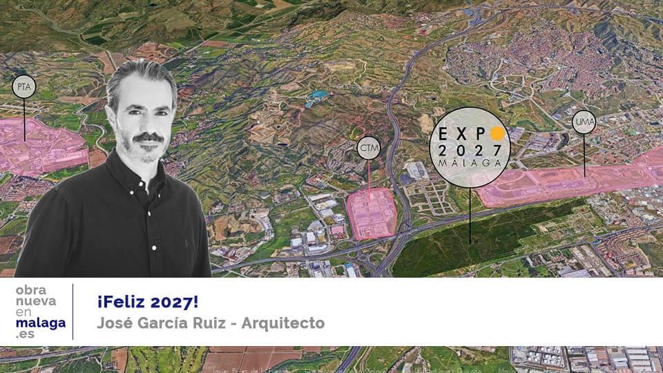 Feliz 2027 - obranuevaenmalaga