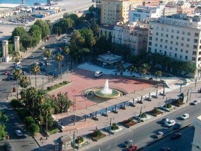 plaza de la marina málaga capital