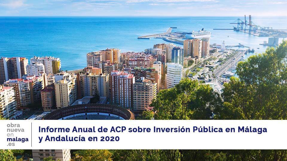 Informe anual ACP - obranuevaenmalaga