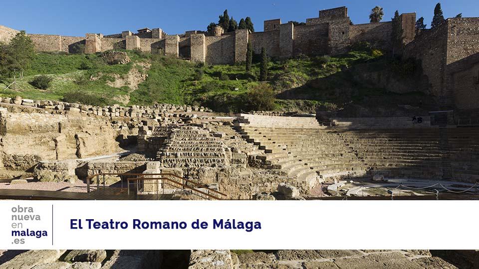 Teatro Romano Málaga - obranuevaenmalaga