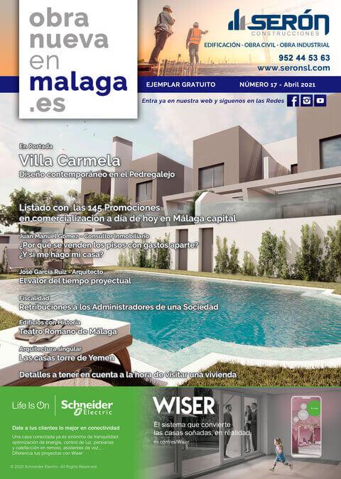 Revista abril 2021 - obranuevaenmalaga