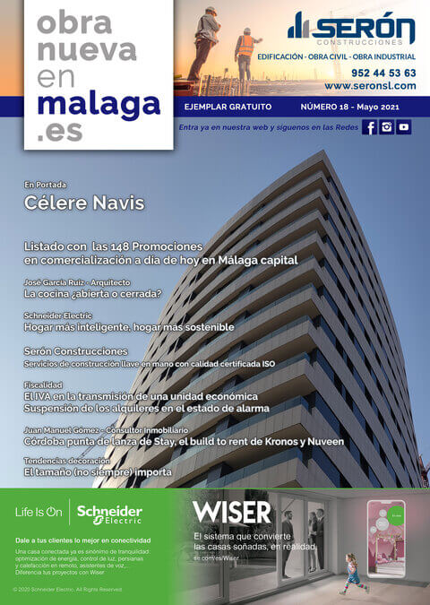Revista 18 mayo - obranuevaenmalaga