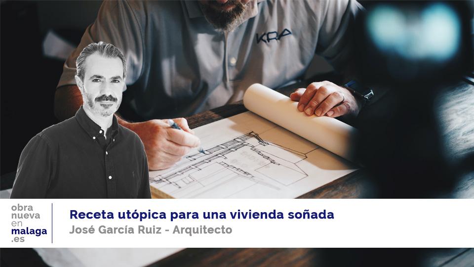 jose garcía Ruiz arquitecto